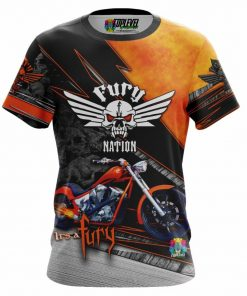 Honda Fury Motorcycle Shirt
