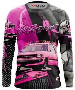 HQ Teeshirt LS Front Toplevel Sportswear | (321) 200-0305