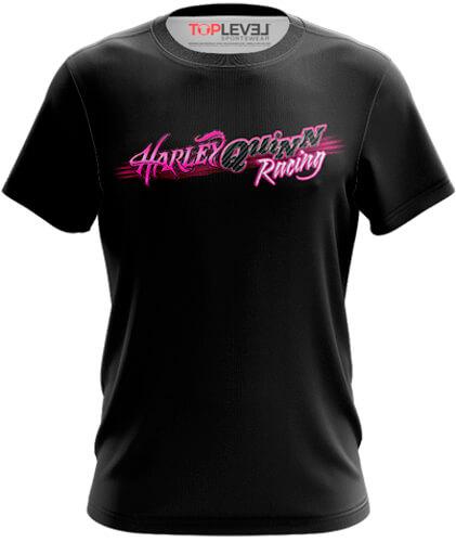 HQRacing Black Front Toplevel Sportswear | (321) 200-0305