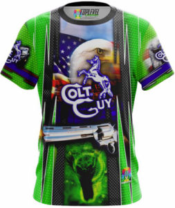 Colt Guy Gun Shirt by Toplevel Sportswear