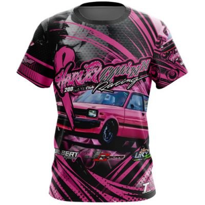 Harley Quinn Racing T-Shirt