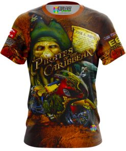 Pirates of the Caribbean Shirt by Toplevel Sportswear