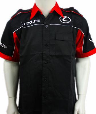 Full Color Print Racing Shirts