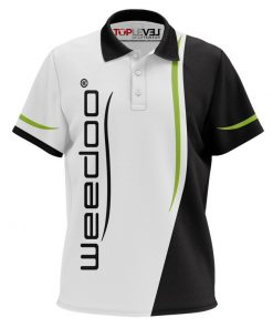 Dye-Sublimated Polo Shirts Toplevel Sportswear