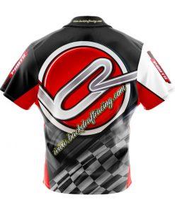 Dye-Sublimated Racing Shirts Toplevel Sportswear