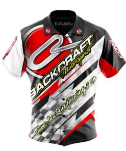 Full Print Dye-Sublimated Racing Jerseys