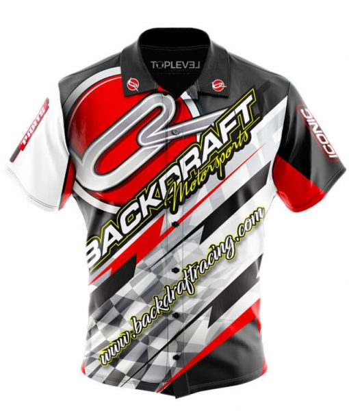 Full Print Dye-Sublimated Racing Jerseys