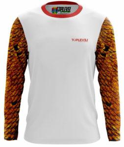 Redfish Performance Fishing Shirt Toplevel Sportswear