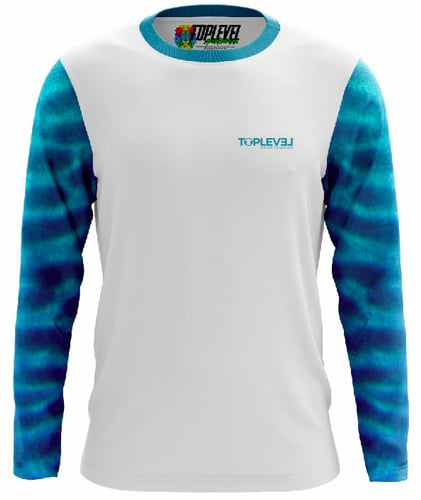 Shark Performance Fishing Shirt Toplevel Sportswear