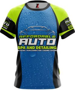 Dye-Sublimated Custom T-Shirts