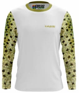 Trout Performance Fishing Shirt Toplevel Sportswear
