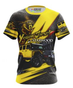 Full Print Dye-Sublimated T-Shirts