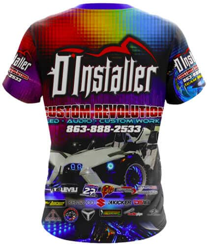 dinstaller short back Toplevel Sportswear | (321) 200-0305