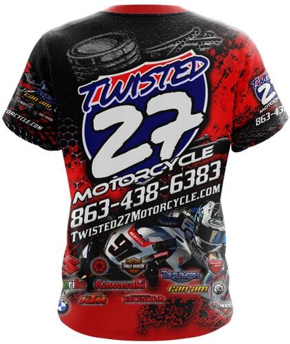 t 27 red back Toplevel Sportswear | (321) 200-0305