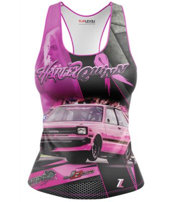 Dye-Sublimated Custom Tank-tops