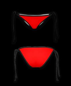 Dye-Sublimated Custom Bikini Bottom
