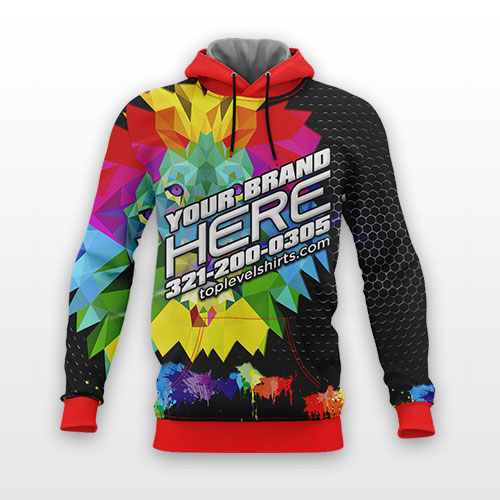 dye sublimation hoodie toplevel sportswear Toplevel Sportswear | (321) 200-0305