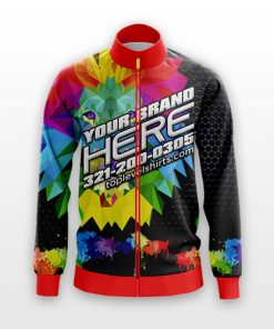 dye sublimation full color jacket