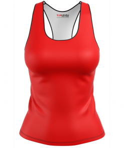 Dye-Sublimated Ladies Tank-Tops