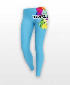 dye sublimation solid leggings toplevel sportswear Toplevel Sportswear | (321) 200-0305