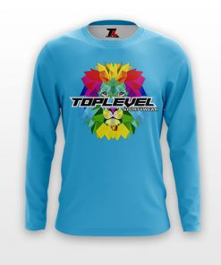 dye sublimation solid long t shirts toplevel sportswear Toplevel Sportswear | (321) 200-0305