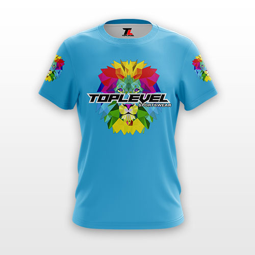 dye sublimation solid t-shirts