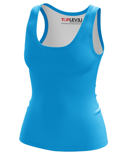 Drifit Performance Full Back Tank-Top