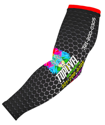 toplevel sportswear armsleeve