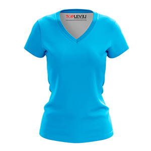 Toplevel Sportswear Dye-Sublimation Solid Color Fitted Shirt