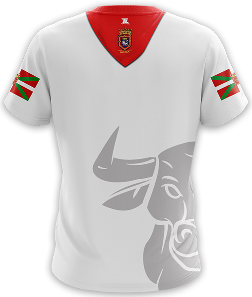 Camisa del Festival de San Fermin 2019 por Toplevel Sportswear