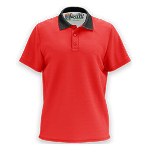 Toplevel Sportwear Custom All-Over Print Polo Shirt