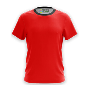 Toplevel Sportwear Custom All-Over Print T-Shirt