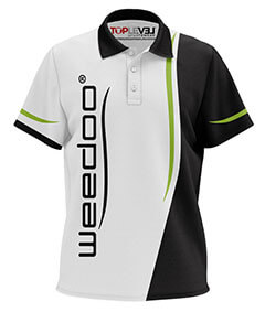 Toplevel Sportswear Polo Shirt