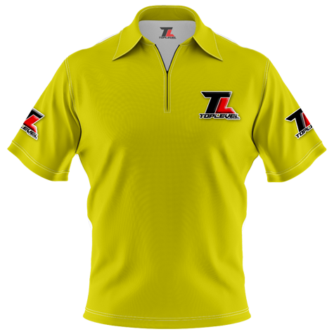 solidcolor polo Toplevel Sportswear | (321) 200-0305