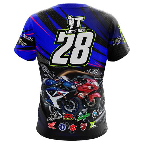 Fullprint Dye-Sublimated T-Shirt Pack