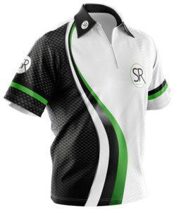 socialreach polo shirt toplevel sportswear front Toplevel Sportswear | (321) 200-0305