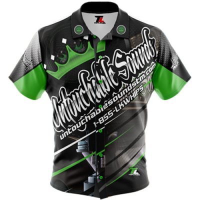 Untouchable Sounds Racing Shirt