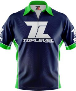 Full Print Dye-Sublimated Polo Shirts