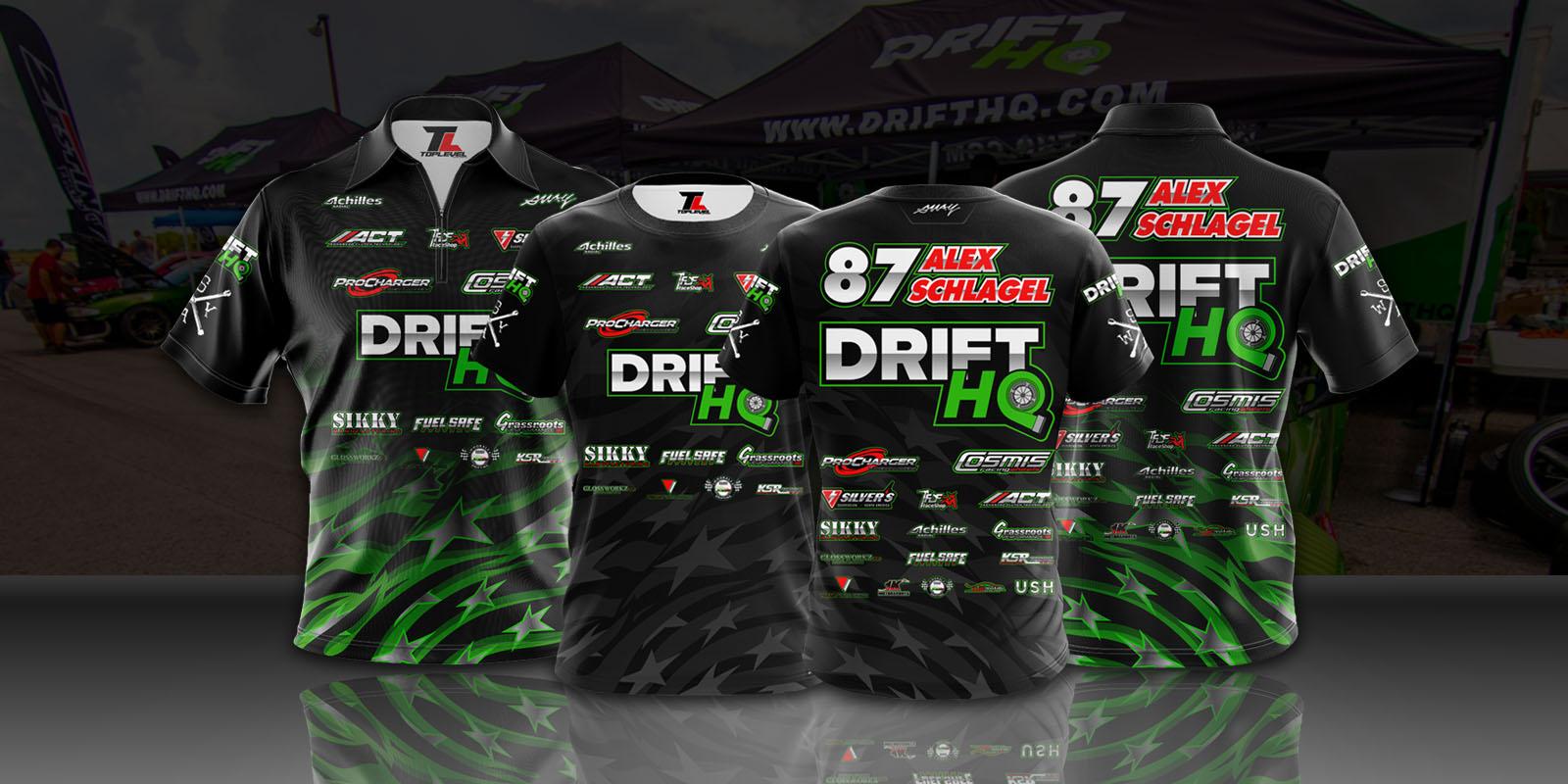 toplevel-sportswear-custom-racing-drifthq