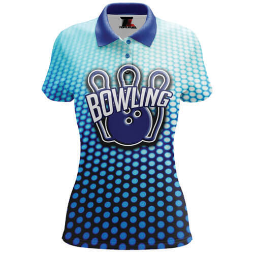 toplevel sportswear dye sublimated ladies fitted polo shirts Toplevel Sportswear | (321) 200-0305