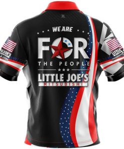 Little Joes Mitsubishi Poloshirts