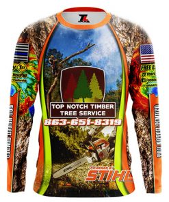 Top Notch Timber Long Sleeve Shirts