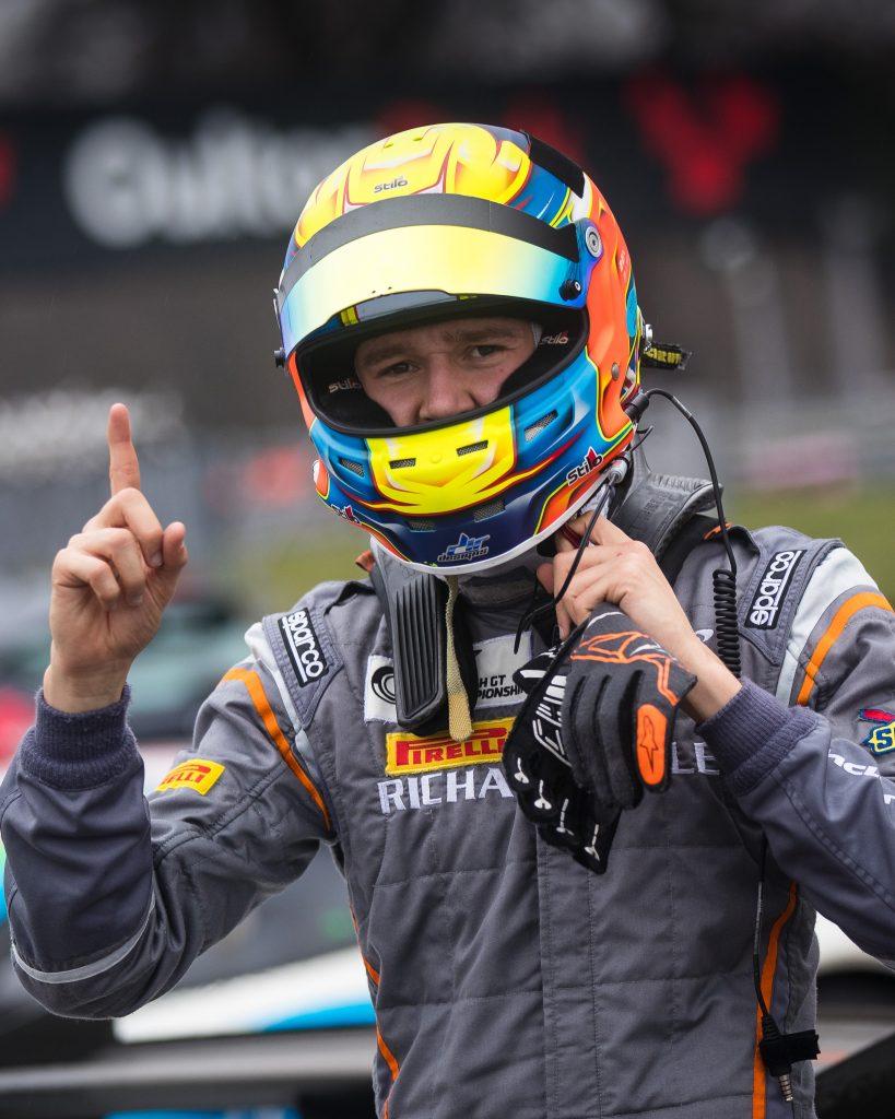 McLaren 720S GT3 Race