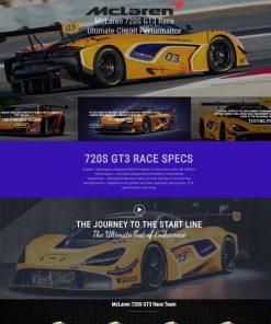 Racing Team Webpage