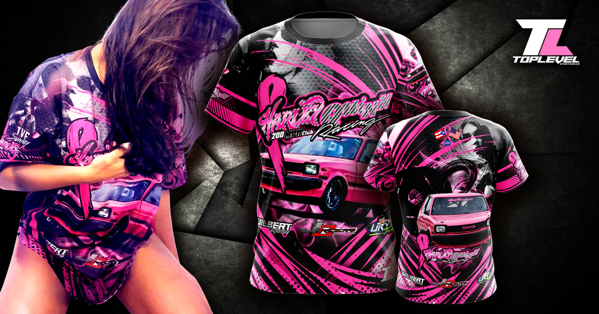 Get your Harley Quinn Racing T-Shirt from Toplevel Sportswear. Buy related Harley Quinn Racing T-shirt and see what customers say about Harley Quinn T-Shirt