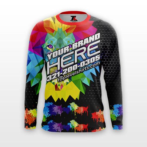 dye sublimation long sleeve tshirt toplevel sportswear Toplevel Sportswear | (321) 200-0305