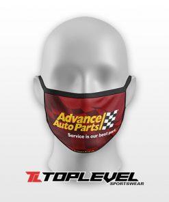 Advanced Auto Sales Facemask