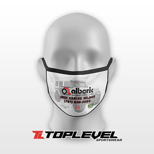 Alberic Auto Sales Facemask