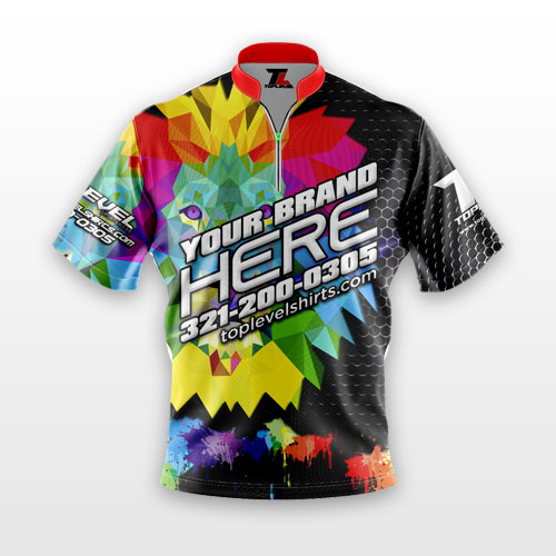 Dye Sublimation Banded Polos