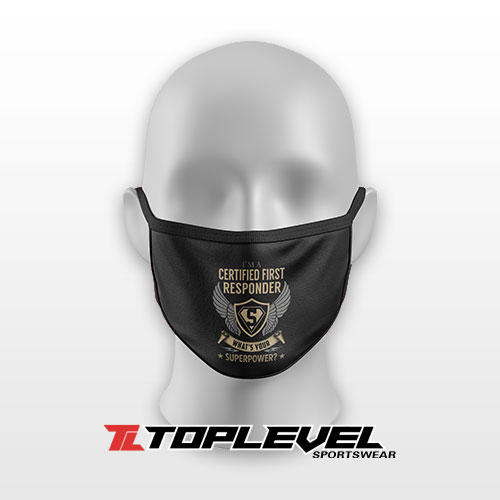First Responder Facemask